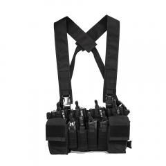 PMC Micro B Chest Rig - Black