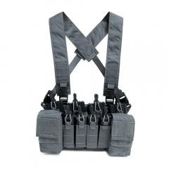 PMC Micro B Chest Rig - Grey