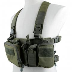 PMC Micro C Chest Rig - OD
