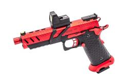 Vorsk CS Hi Capa Vengeance Black/Red BDS