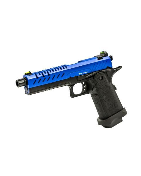 HI CAPA 5.1 BLUE SLIDE BLACK FRAME